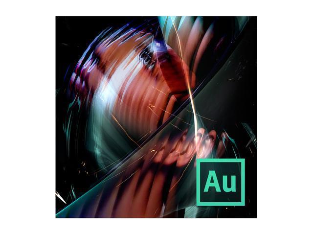 Adobe Audition CS6 for Windows - Full Version [Legacy Version]