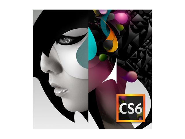 Adobe CS6 Design Standard 6 for Windows - Full Version [Legacy Version]