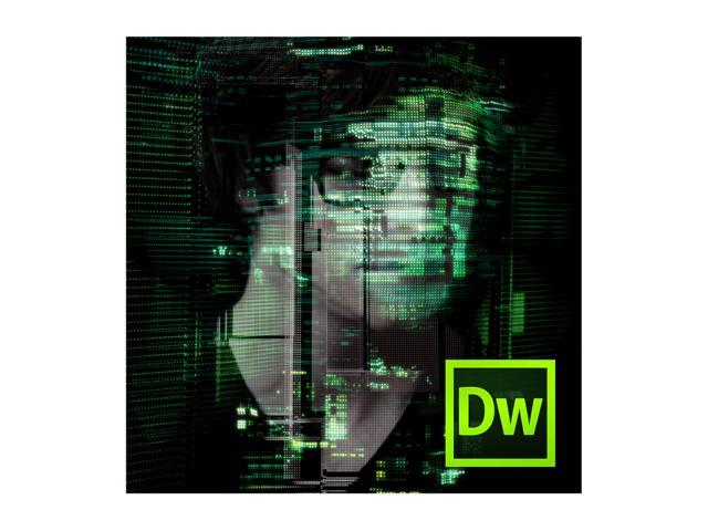 Adobe Dreamweaver CS6 for Mac - Full Version [Legacy Version]