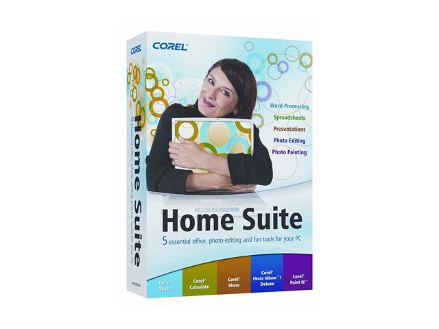 Corel Home Suite