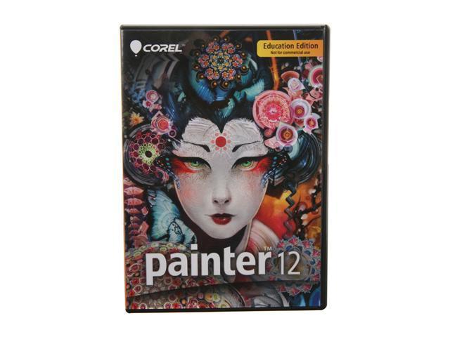 Corel Corel Painter 12 - Academic Version