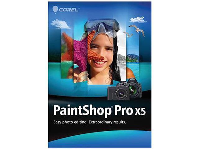 Corel PaintShop Pro X5 - Download