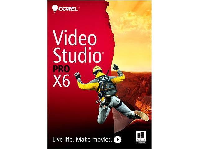 Corel VideoStudio Pro X6 - Download
