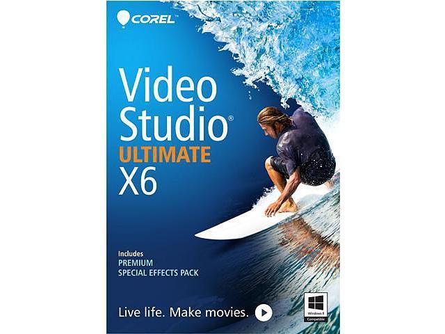 Corel VideoStudio Ultimate X6  - Download