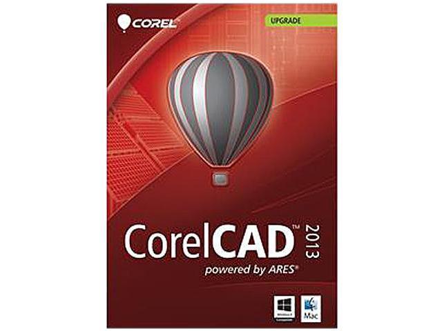 Corel CorelCAD 2013 Upgrade - Download