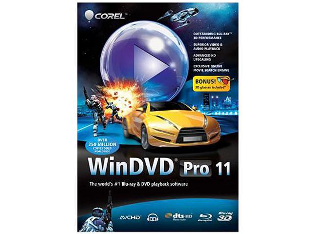 Corel WinDVD Pro 11 EN - Download