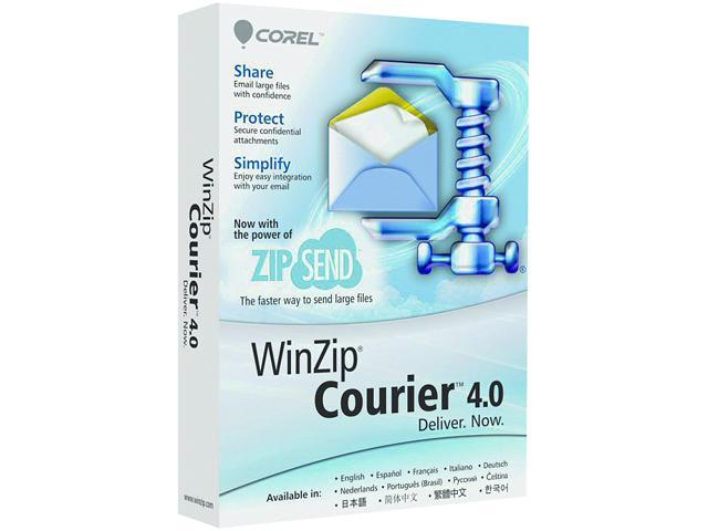 Corel WinZip Courier 4 - Download