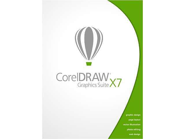 Corel CorelDraw Graphics Suite X7 Upgrade - Download