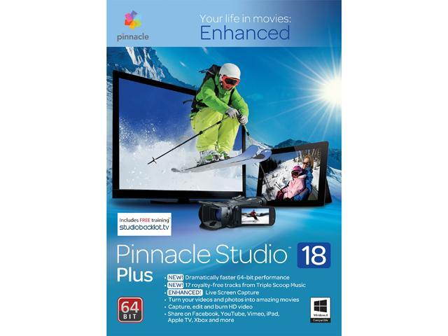 Corel Pinnacle Studio 18 Plus - Download