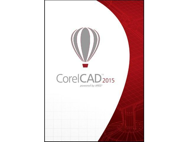 Corel CAD 2015 Upgrade - Download