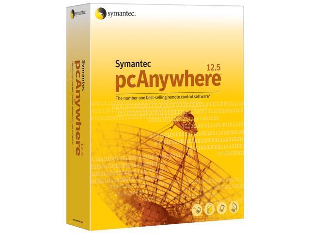 Symantec pcAnywhere 12.5 Host/Remote