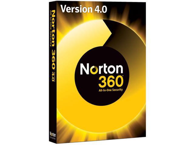 Symantec Norton 360 V4.0 EN 1U/3 Pc RET