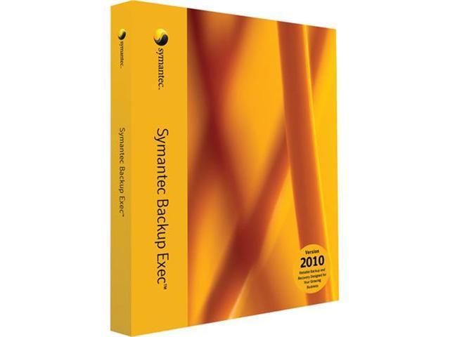 Symantec Backup Exec 2010 for Server Windows Multilingual DVD- Server  Bundle business pack Essential