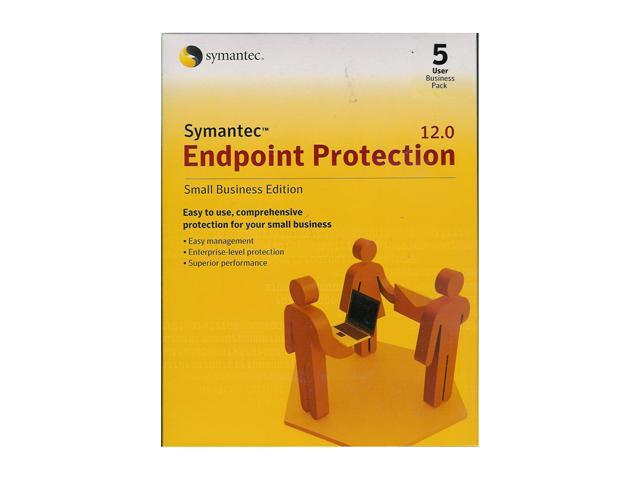 Symantec Endpoint Protection v.12.0 Small Business 25 User Edition with 1 Year Basic Maintenance