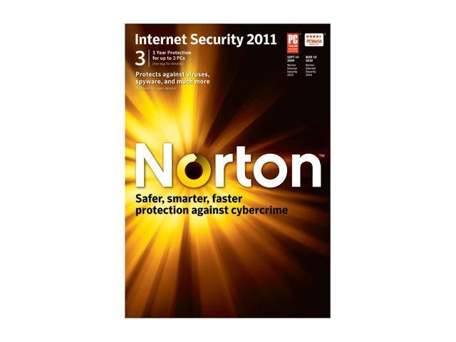 Symantec Norton Internet Security 2011 - 3 User