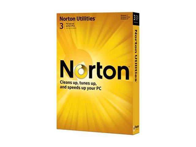 Symantec Norton Utilities 15.0 EN 1U/3P