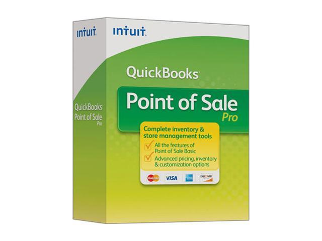 Intuit QuickBooks Point Of Sale Professional V Software Neweggcom - How to export invoices from quickbooks to excel universal studios store online