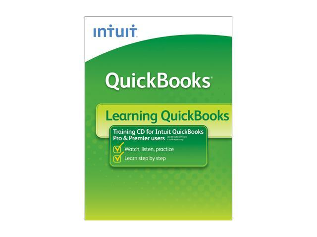 Intuit Learning Quickbook for Windows 2013