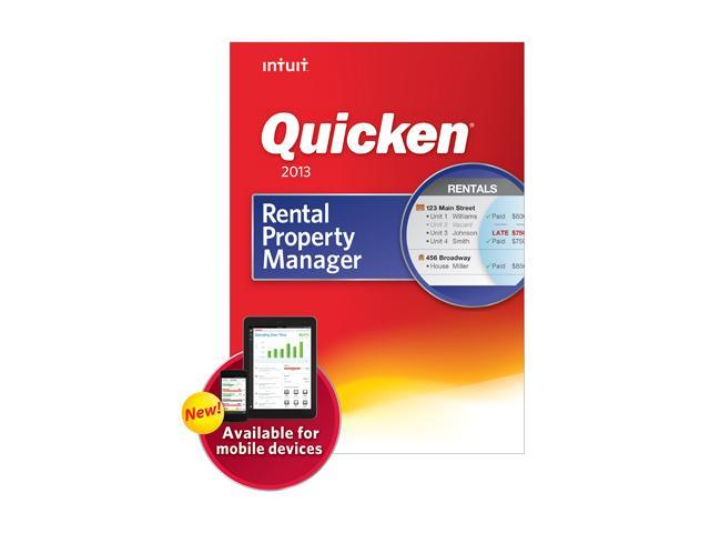 Quicken+Rental+Property+Manager