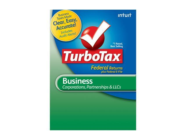 Intuit TurboTax Business 2012