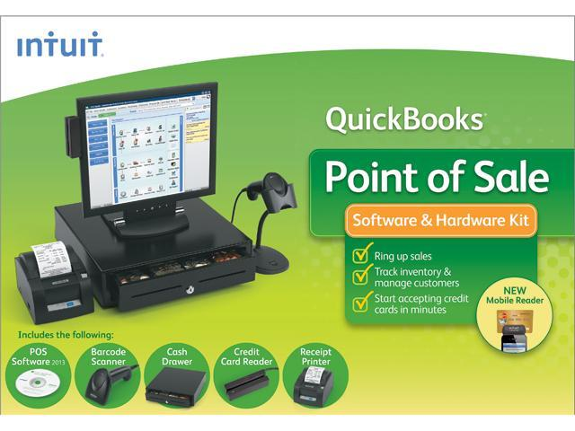 Intuit QuickBooks Point of Sale 2013: Basic