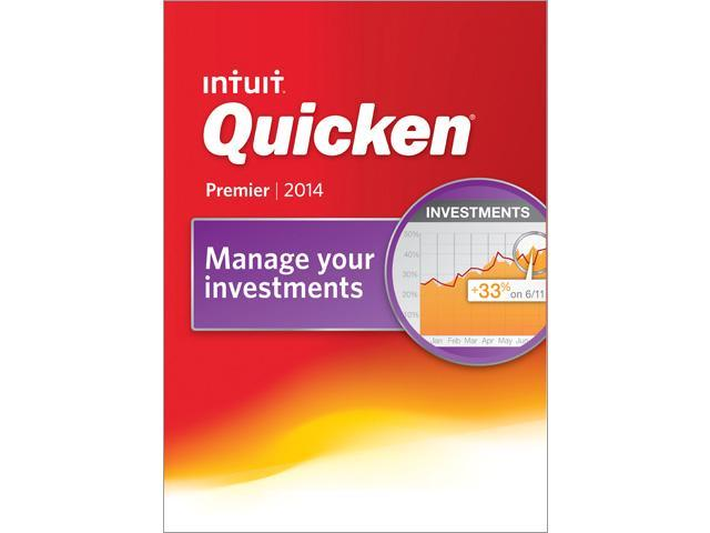 Intuit Quicken Premier 2014 - Download