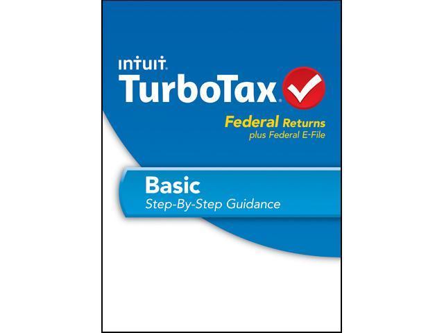 Intuit TurboTax Basic 2013