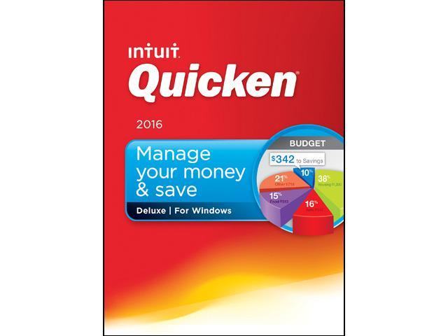 Intuit Quicken Deluxe 2016 - Download