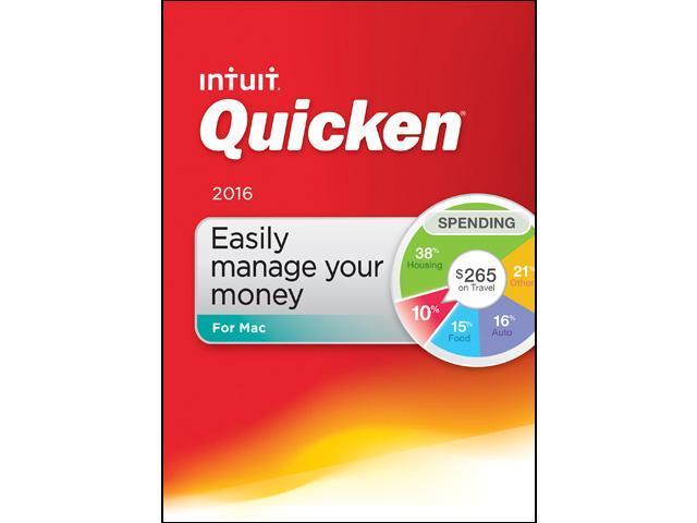 Intuit Quicken Mac 2016 - Download