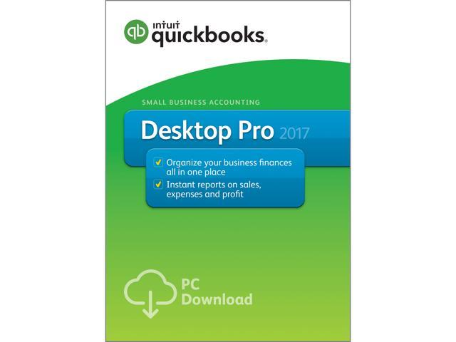 download quickbooks desktop pro 2017