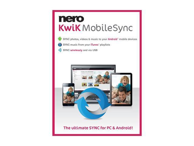 Nero KwiK MobileSync