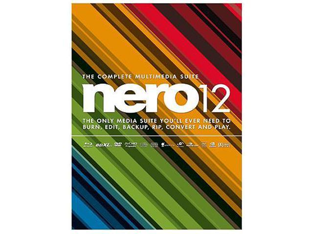 Nero 12 - Download