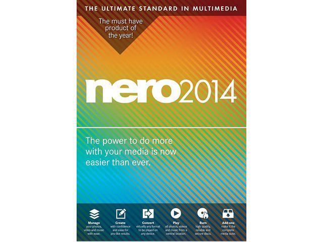 Nero 2014 - Download