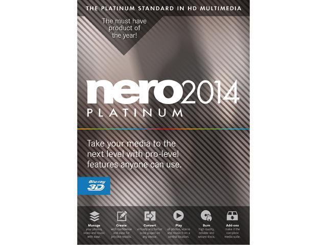 Nero 2014 Platinum - Download