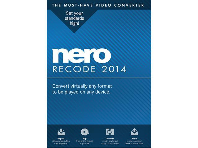 Nero Recode 2014 - Download