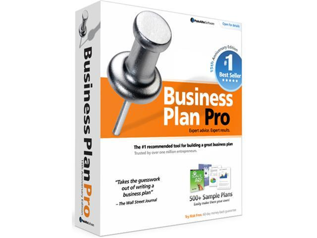 The #1 Business Planning Software Solution