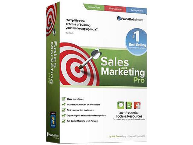Palo Alto Sales and Marketing Pro - Download