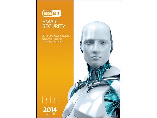 ESET Smart Security 2014 - 1 PC - Download