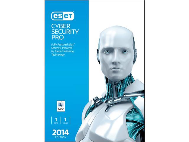 ESET Cyber Security Pro 2014 - Mac
