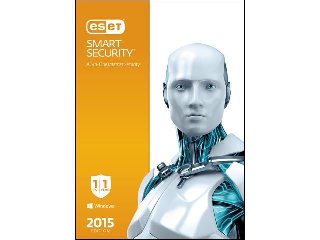 ESET Smart Security 2015 - 1 PC