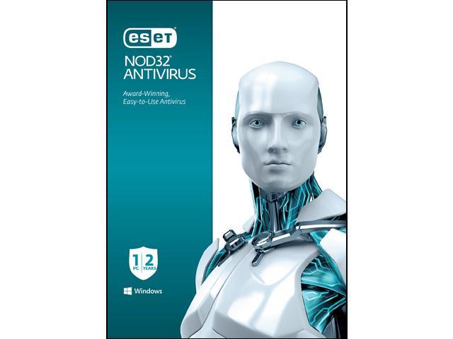 ESET NOD32 Antivirus 2015 - 1 PC / 2 Years