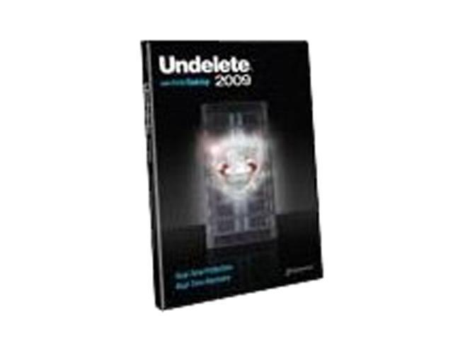 Diskeeper Undelete 09 Server SINGLE License