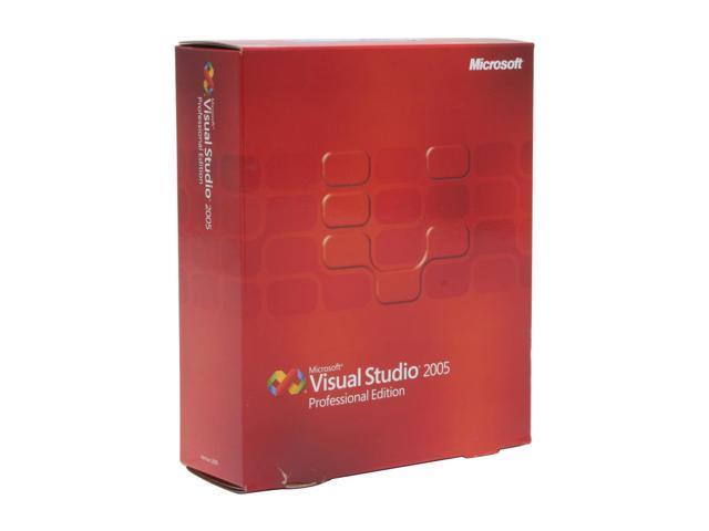 Microsoft Visual Studio 2005 Professional