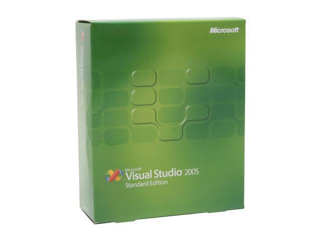 Microsoft Visual Studio 2005 Standard