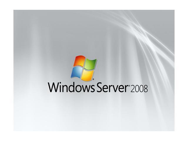 Microsoft Windows Server 2008 License Pack - 5 CAL