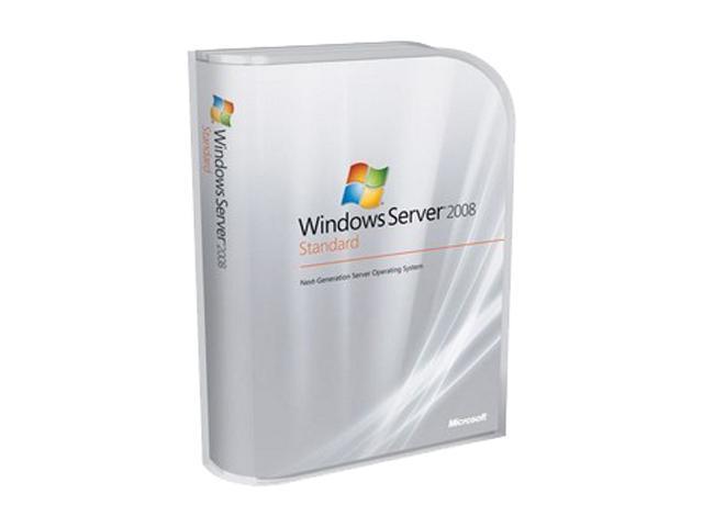 Microsoft Windows Server 2008 License - 20 CAL
