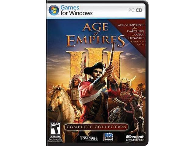 Age of Empires 3: Complete Collection PC Game