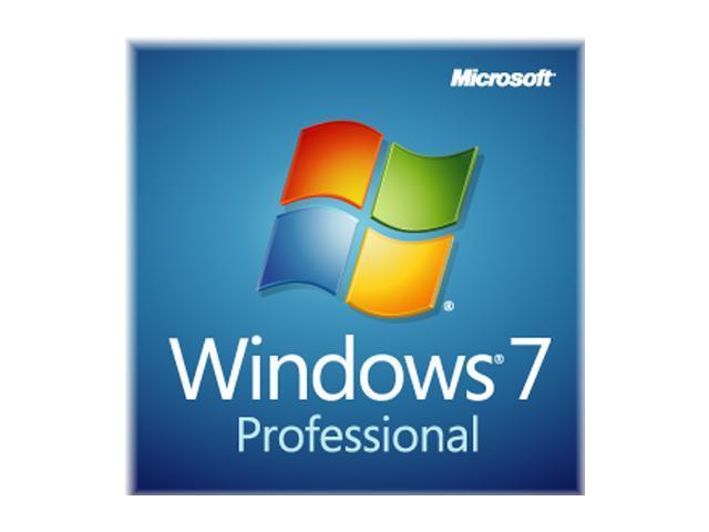 Microsoft Windows 7 Professional 32 bit 30PK English - OEM