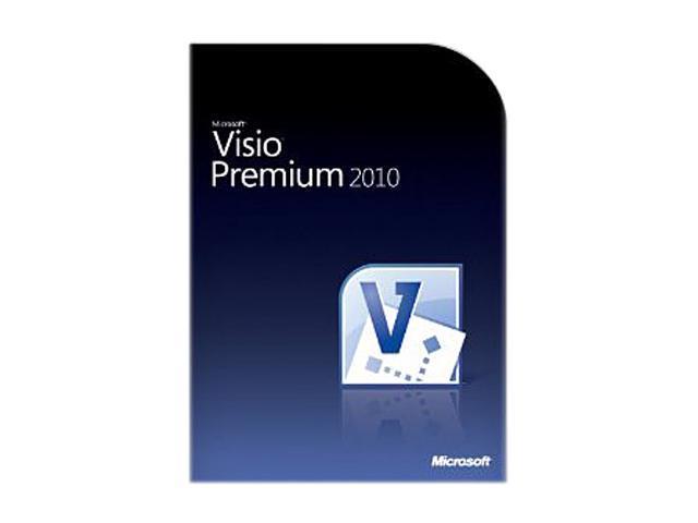 Microsoft Office Visio Premium 2010