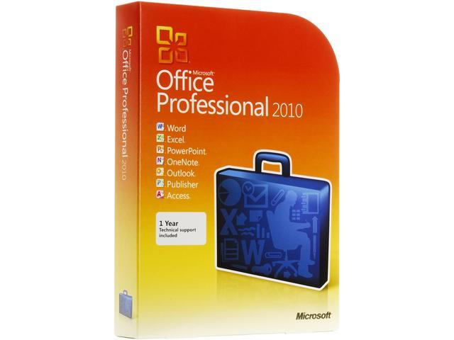Microsoft Office Professional 2010 Product Key Card French